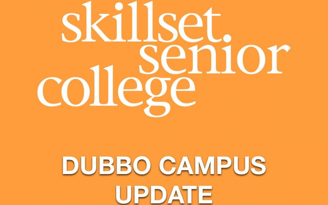 Dubbo Campus Covid Update August 13th 2021